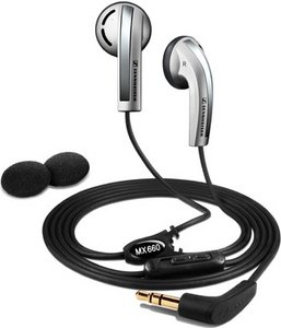 Sennheiser MX 660 black (500957)