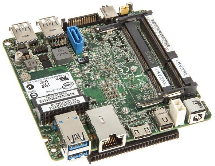 Intel D54250WYB NUC Board Drivers for Windows XP