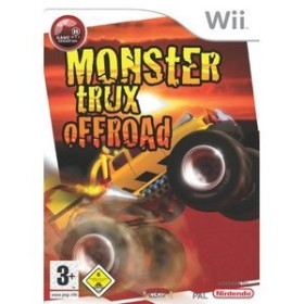 Monster Trux Extreme - Offroad Edition (Wii)