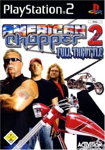 American Chopper (deutsch) (PS2) -- via Amazon Partnerprogramm