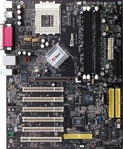 AOpen AK79D-400 MAX, nForce2 Ultra 400 [dual PC-3200 DDR] (91.8AI10.207)