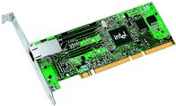 Intel PRO/1000 MT, 1x 1000Base-T, PCI-X 133MHz, low profile (PWLA8490MT)