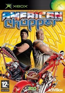 American Chopper (German) (Xbox)