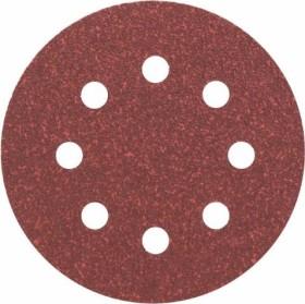 Bosch Professional C430 Expert for Wood and Paint Exzenterschleifblatt 115mm K60, 5er-Pack (2608605104)