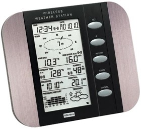 Techno line WS1600 weather forecast center digital