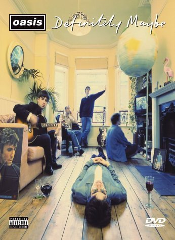 Oasis - Definitely Maybe -- via Amazon Partnerprogramm