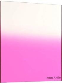 Cokin Filter Farbverlauf Fluo rosa 1 A-Series (WA1T670)