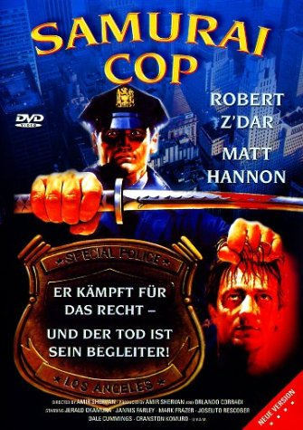 Samurai Cop -- via Amazon Partnerprogramm