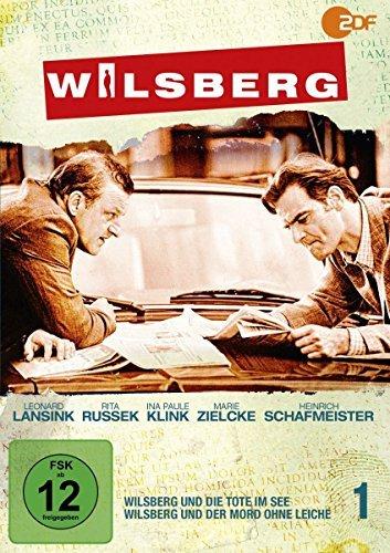 Wilsberg Vol. 1: Die Tote im See/Der Mord ohne Leiche -- via Amazon Partnerprogramm