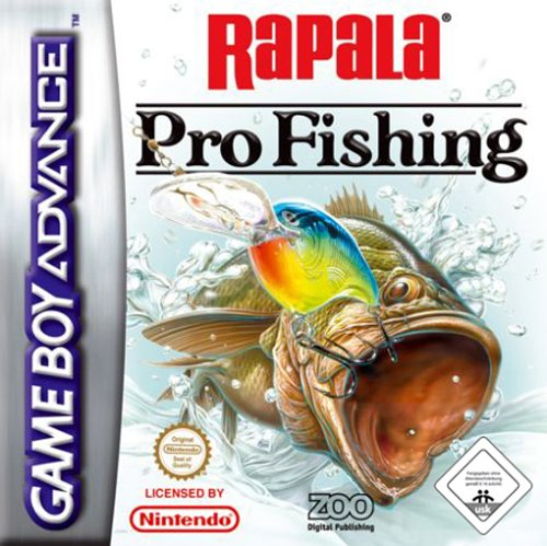 Rapala Pro Fishing (GBA) -- via Amazon Partnerprogramm