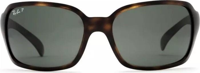 Ray-Ban RB4068 Sonnenbrille Mattes Havanna 894/58 Polarisiert 60mm Tg49H4cEyr