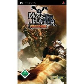 Monster Hunter - Freedom (PSP)