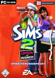 Die Sims 2 - Open For Business (Add-on) (deutsch) (PC)