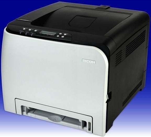 Ricoh SP C252DN, laser kolor (901286)