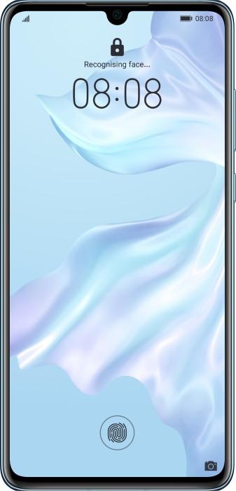 Huawei P30 Single-SIM breathing crystal