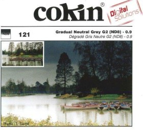 Cokin Filter gradient grey 2 A-Series (WA1T121)