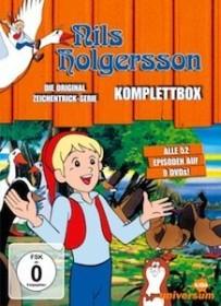 Nils Holgersson Box (Staffel 1-3)