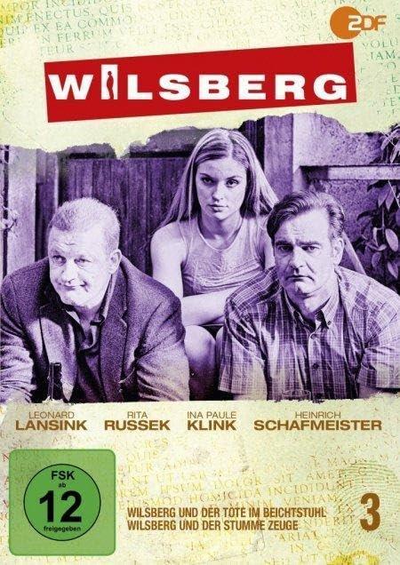 Wilsberg Vol. 3: Der Tote im Beichstuhl/Der stumme Zeuge -- via Amazon Partnerprogramm