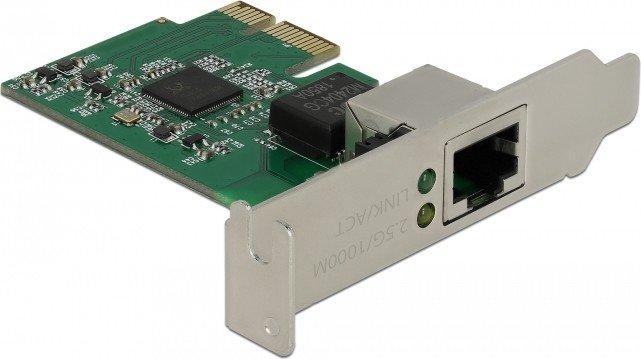 DeLOCK 89531, RJ-45, PCIe 2.0 x1