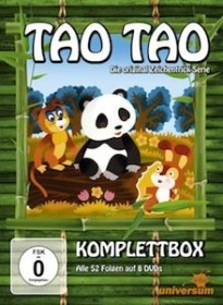Tao Tao Box (Staffel 1-4) (DVD)