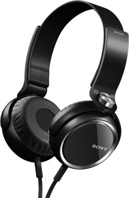 Sony MDR-XB400 black