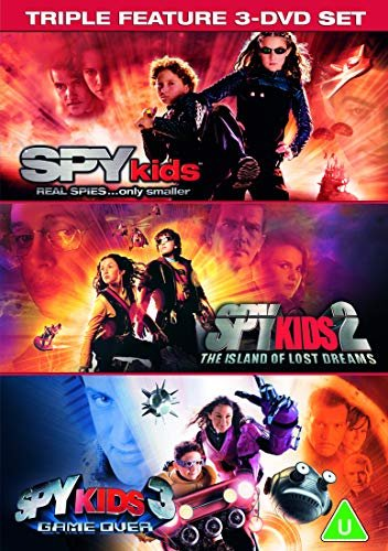 Spy Kids 3 - Game Over -- via Amazon Partnerprogramm