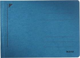 Leitz Schnellhefter Rapid A5 quer, blau (30060035)
