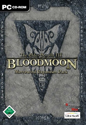 Elder Scrolls 3: Bloodmoon (Morrowind Add On) (niemiecki) (PC) -- via Amazon Partnerprogramm
