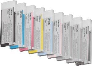 Epson T6062 Tinte cyan (C13T606200)