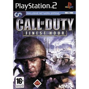 Call of Duty: Finest Hour (German) (PS2)