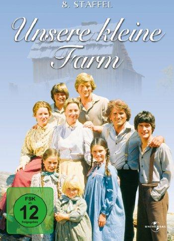 Unsere kleine Farm Season 8 -- via Amazon Partnerprogramm