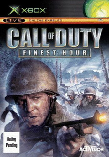 Call of Duty: Finest Hour (niemiecki) (Xbox) -- via Amazon Partnerprogramm