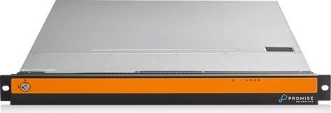 Promise Vess Orange A6120-AS 24TB, 2x Gb LAN, 1HE (F40A61200000004)