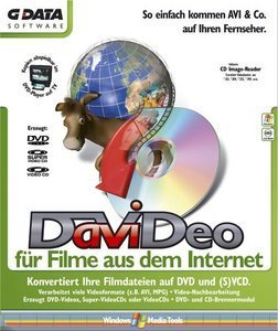 GData Software DaViDeo for Movies off the Internet (PC) (4019)