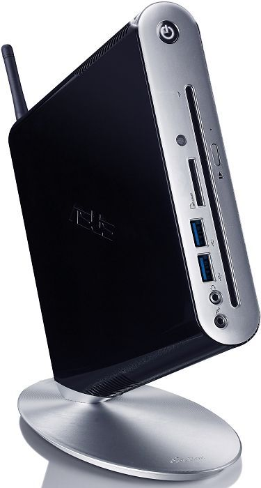 ASUS Eee Box EB1501U black, Windows 7 Home Premium
