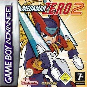 Megaman Zero 2 (GBA)