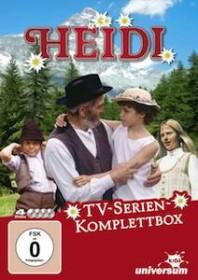 Heidi Box (Realserie) (Folgen 1-26)