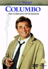 Columbo Season 5 (DVD) (UK)
