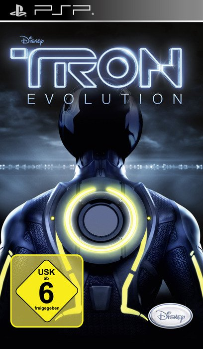 Tron Evolution (English) (PSP)