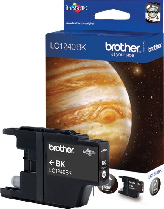 Brother LC1240BK Ink black
