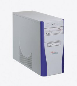 Fujitsu Scaleo 400s, Celeron 2.20GHz