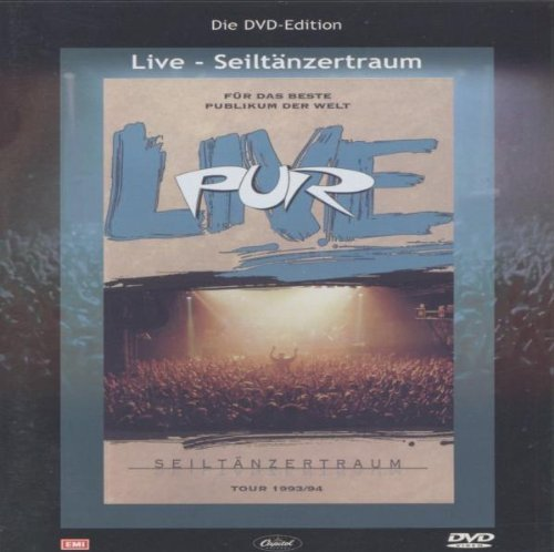 Pur - Live Seiltänzertraum-Tour 1993/94 -- via Amazon Partnerprogramm