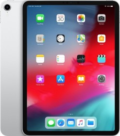 """Apple iPad Pro 11"""" 512GB, silber - 1. Generation / 2018 (MTXU2FD/A / MTXU2KN/A)"""