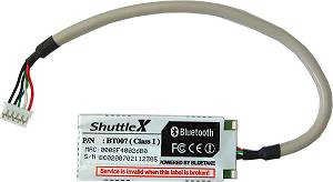 Shuttle Bluetooth USB-Dongle/Adapter (PCZ-PN21)