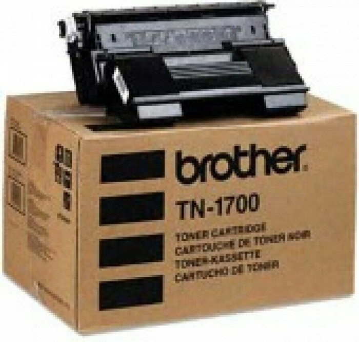 Brother TN-1700 Drum with Toner -- via Amazon Partnerprogramm