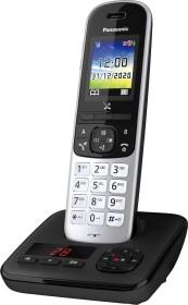 Panasonic KX-TGH720 schwarz/silber