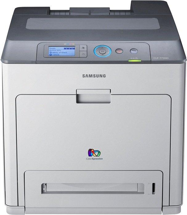 Samsung CLP-775ND, Farblaser