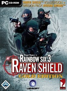 Rainbow Six 3 - Raven Shield - Gold Edition (German) (PC)