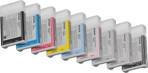 Epson T6032 Tinte cyan (C13T603200)