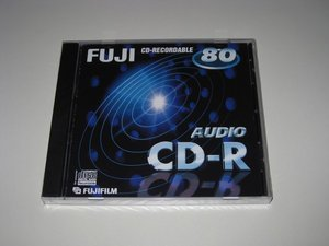 Fujifilm CD-R 80min/700MB -- via Amazon Partnerprogramm